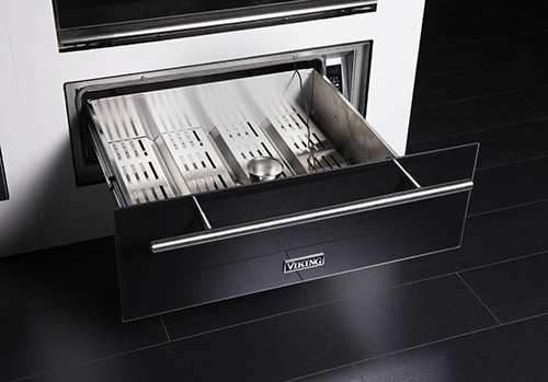kitchen appliance trends combination warming drawer and slow cooker by viking - Kitchen Trends