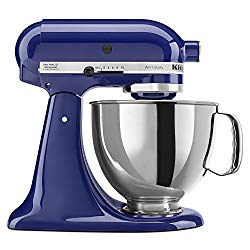 Cobalt Blue KitchenAid Mixer