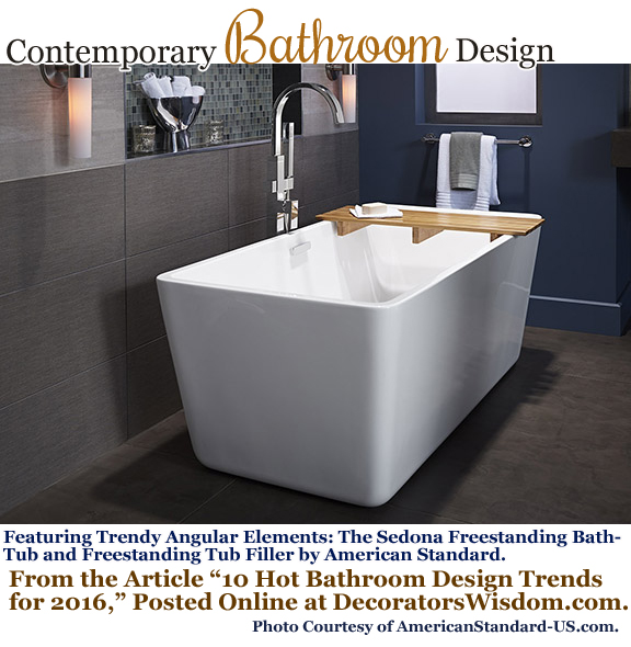 Hot Bathroom Trends For Decorators Wisdom - Best bathroom faucets to buy for bathroom decor ideas
