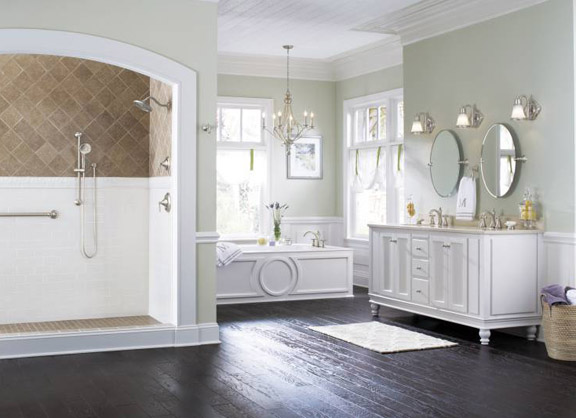 New Bathroom Decorating Trends : Green design trends for and beyond decorator s wisdom