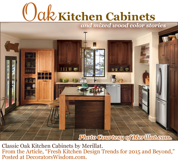Top Trends for Kitchen Cabinets, Kitchen Fixtures and More